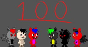 100 deviatons by pein078