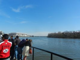 Presidential Tribute On The Potomac by Flaherty56