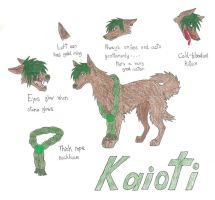 Kaioti Ref by AmiliaLongTail
