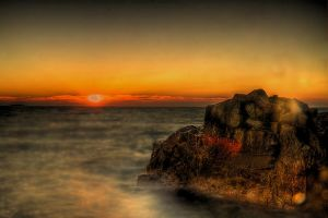 Rugged Newfoundland Shore HDR2 by Witch-Dr-Tim