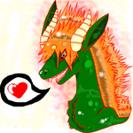 Kirin-Dragon Thing yeah. by RuRu-the-Bunnycat