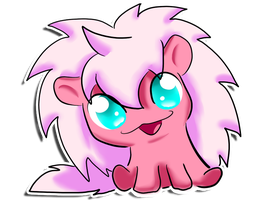 Porcy Sticker by PorcyPinkPorcupine