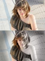 Eftichia - Color and BW by VCRetouching
