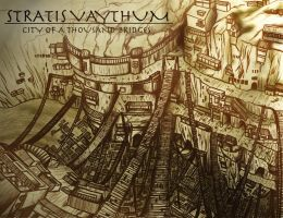 The City of Stratis Vaythum by CrimsonKanji