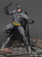 Batman Marvel Legends by Shinobitron