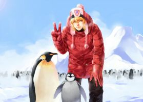 TnB-penguins by siruphial