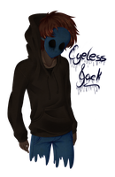 .:Eyeless Jack:. by PuRe-LOVE-G-S