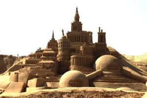 Sand World 01 by NItro332