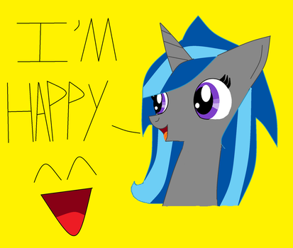 Happy me by SCOOTALOO4465