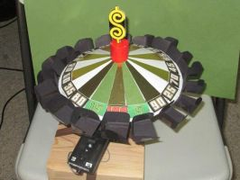 Price is Right Big Wheel Trabant Ride Model by tpirman1982