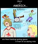 only in america 2 by c0baltjuce