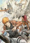 BLEACH: Attack on Hollows by Sideburn004