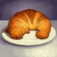 Croissant by AnnPars