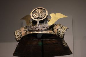 MFA Boston Samurai Exhibit - Kabuto by ZytonX