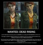WANTED: DEAD RISING - Stacey Forsythe feat Emopiki by KeirTanaka