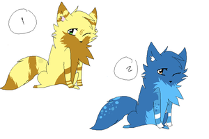 Adoptsss~ by TheBlackCatX