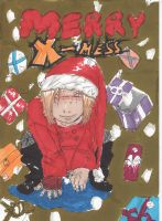 MERRY XMESS by blueDREAM-SH