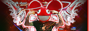 Let's talk about the mau5 by Alusionx