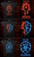 Warcraft Shirts by Therbis