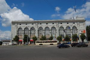 Central department store by saltov-man
