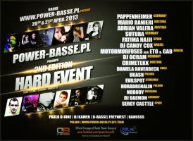 Hard Event Part 2 @ Power-Basse.PL by Wolinpiotr
