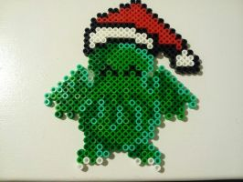 Merry Cthulhismas by LittleFatDragons