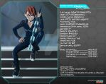 Character info - Dejavu by Goldman-Karee