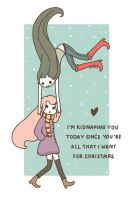 I want you for christmas :) by iiping