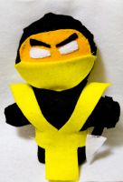 Scorpion Plush by Barbie-H