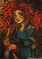 Merida's Fate by Millie-Rose13