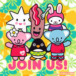 Join our Smile More Society by RealSmilingBear