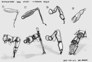 coffeetimesketch 011 insect legs video tut by MacRebisz
