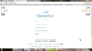 Cleverbot by AneRainey