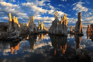 South Tufa Sunrise by porbital