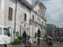 Welcome To Sto. Nino Church by kooksgallery