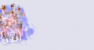 Justin Bieber BG for twitter by justtenille