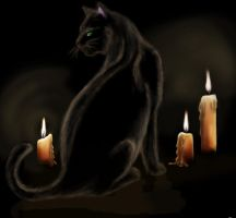 Candle light by StephanieBF