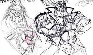 Braun Sketch Dump by mikewinn