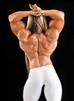 Sexy muscular back by Turbo99
