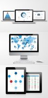 Infographic Elements Template Pack 05 by andre2886