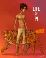 Life Of Pi by jericilag