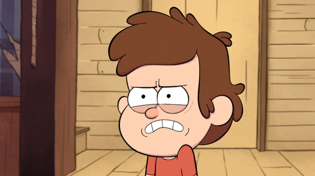 Dipper's reaction to Pinecist, Pacifipper n Robdy by ClassicKazooie