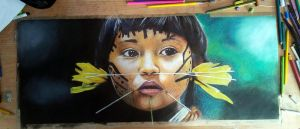 child from the future by TomasLim