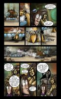 Athena's Downfall #29 by 1stRowHeroesClub