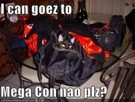 I can goez to mega con nao plz by LOL-Cat