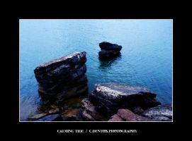 .026 - Calming Tide by C-Denton-Photography