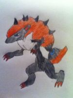 Josh The Zoroark by PhantomPhoenick