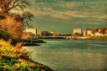 Sea Port City of Bremen by littleriverqueen