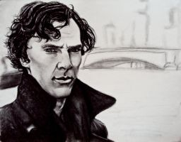 A Consulting Detective by KaytlynES