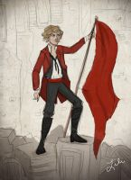 Enjolras by liliribs